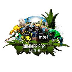 Dota 2. ESL One Summer 2021