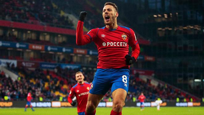Смотреть Новый видеообзор матча ЦСКА-Енисей 8 декабря 2019 года, голы. Лучшие моменты и счёт. Видео видео